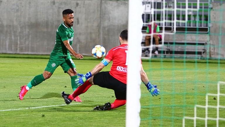 Вандерсон се доближи до престижен Топ 3 на българския футбол