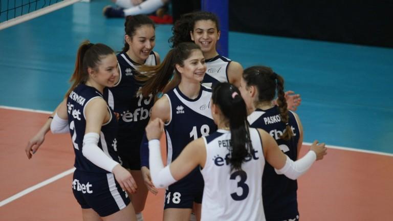 Грип повали дамския волейболен тим на Левски