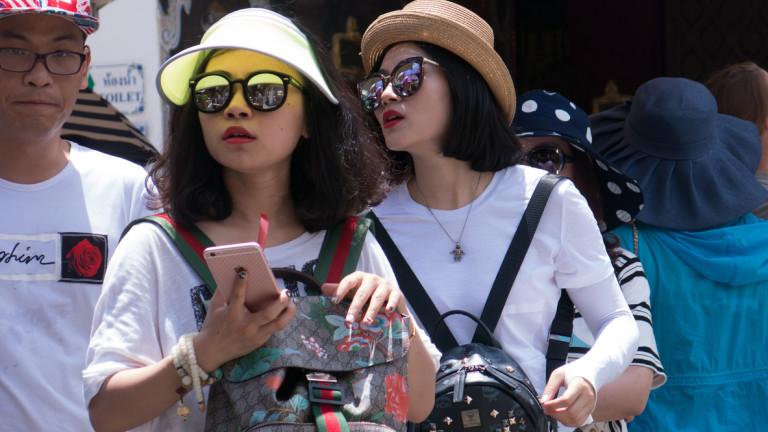 За първи път от 15 години китайските туристи в САЩ намаляват