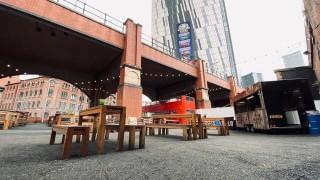 Небостъргачът за £300 милиона, който показва, че Covid не е спрял строителния бум в Манчестър