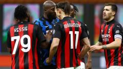 Интер изхвърли Милан от Купата на Италия след спиращо дъха дерби