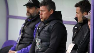 Балъков: Днешната среща доказа, че играчите ми обичат футбола и уважават треньорския щаб