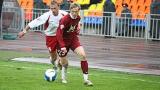 Захари Сираков с цял мач при равнство на Амкар