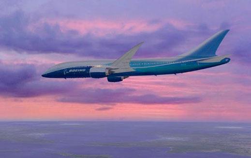 Първи търговски полет на новия Boeing 787 Dreamliner