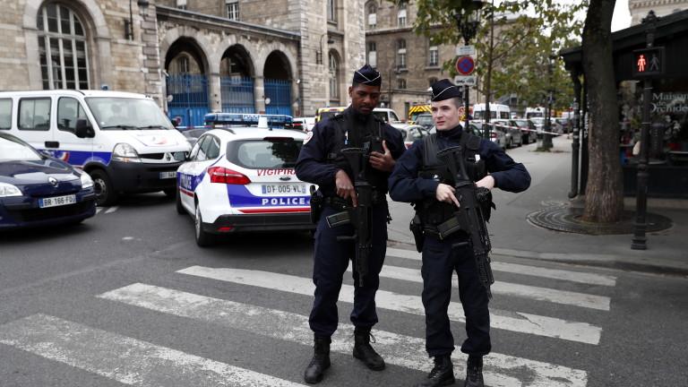Полицаи във Франция уволнени за расистка обида към мъж