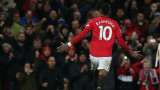 Рашфорд: Отива ми само фланелката на Манчестър Юнайтед