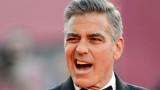 Джордж Клуни, социалната изолация и как актьорът подобри фризьорските си умения
