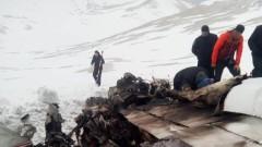 """Разбилата се """"Чесна"""" имала разрешение да кацне в Скопие"""