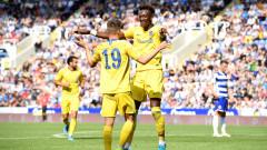 Челси победи Рединг в мач със 7 гола