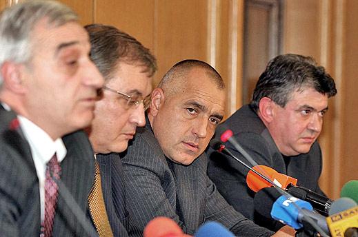 """Петимата кандидати за """"Топлофикация"""" на изпит при Борисов"""