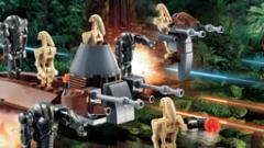 Lego ще прави пластмасовите си блокчета... без пластмаса