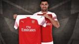 Арсенал привлече трети нов, подписа със Сократис