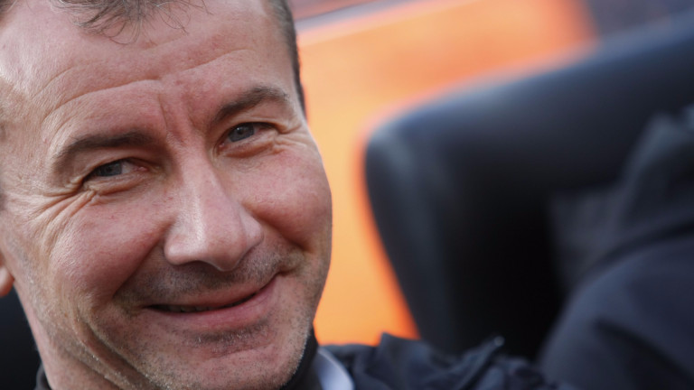 Официално: Стамен Белчев остава в ЦСКА!