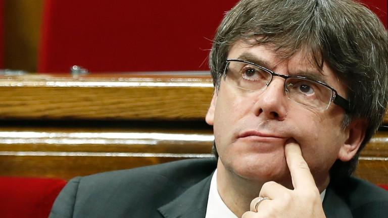 В Испания оприличиха лидера на Каталуния с вожда Ким