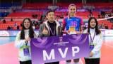 Елица Василева изведе Игор Горгонзола до трета победа на Световното клубно първенство