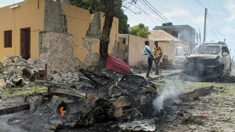 Джихадисти атакуваха сини каски в Мали