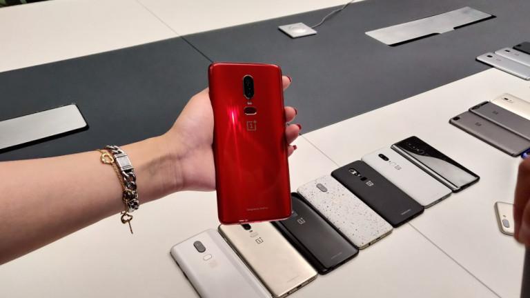 Снимка: OnePlus пуска флагман с дисплей от ново поколение, с който ще конкурира iPhone и Galaxy S10