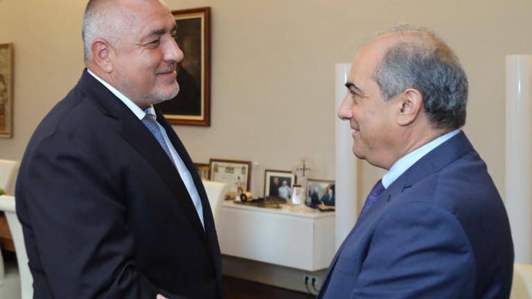 България и Република Кипър търсят възможности за увеличаване на търговския