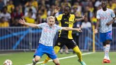 Бербатов съветва Ман Юнайтед да продаде Ван де Бек