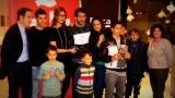 Аниете и Бедоя зарадваха феновете на Левски