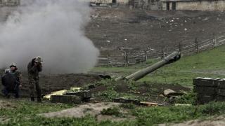 Взривове и стрелба по време на срещата между ОССЕ и властите на Нагорни Карабах