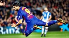 Суарес: Погба е винаги добре дошъл в Барселона
