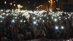 Хиляди унгарци излязоха на протест в подкрепа на университета на Сорос