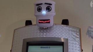 В Германия представиха робот свещеник