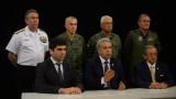 Президентът на Еквадор изнася правителството от Кито, обвини Мадуро и Кореа в опит за преврат