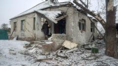 Наблюдатели на ОССЕ отново са обстрелвани в Донбас