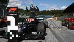 Валтери Ботас спечели първото състезание във Формула 1 през 2020 година