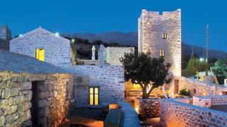 Мани - каменното цвете на Гърция
