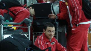 Волейболистите летят за Мадрид