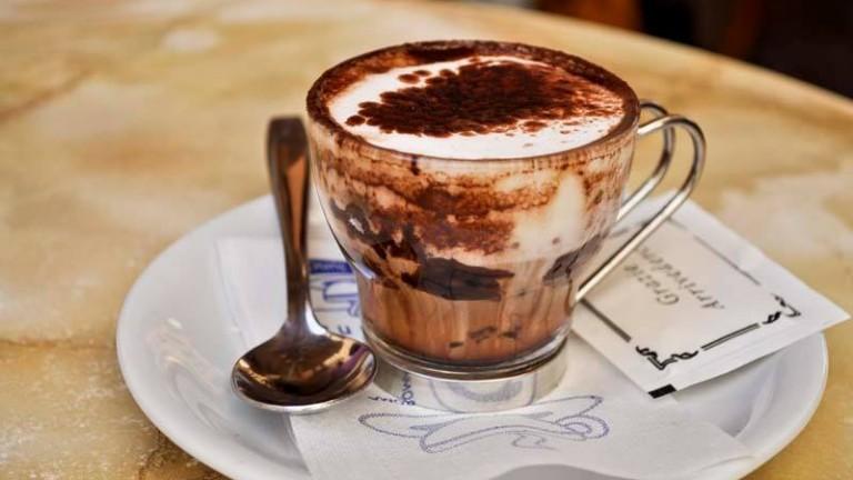 Марокино - голямо изкушение в малка чашка