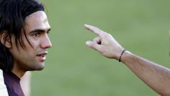 Фалкао преговарял с Юнайтед от няколко месеца