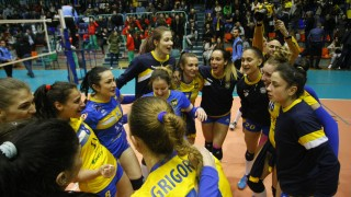 Вижте всички шампиони на България по волейбол при дамите