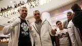Тервел Пулев проведе открита тренировка в Пловдив