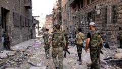 Сирийската армия се подготвя да настъпи за Алепо