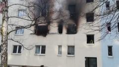 Взрив на газ в жилищен блок в Германия, загинал и десетки ранени