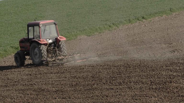 Над 60% от земеделските стопанства у нас са изчезнали за десетилетие