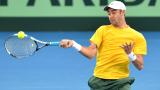 Джордан Томпсън победи Джак Сок и изведе Австралия напред