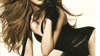 """""""Вълчицата"""" Шакира - секси за i-D Magazine"""
