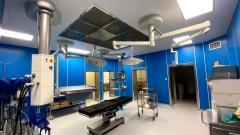 Лекари от ВМА вече оперират в нови 5 операционни зали от световна класа