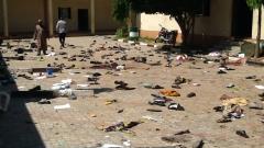 """Най-малко 11 убити, след като 12-годишен от """"Боко харам"""" се самовзриви в Нигерия"""