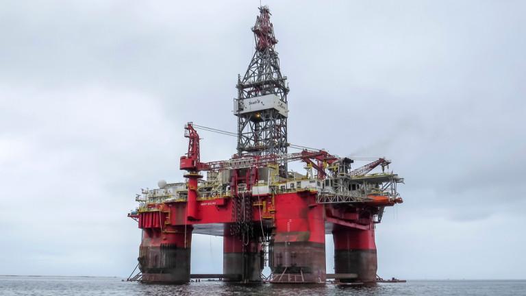 Снимка: OMV проучва за петрол и газ в Черно море срещу €30 милиона