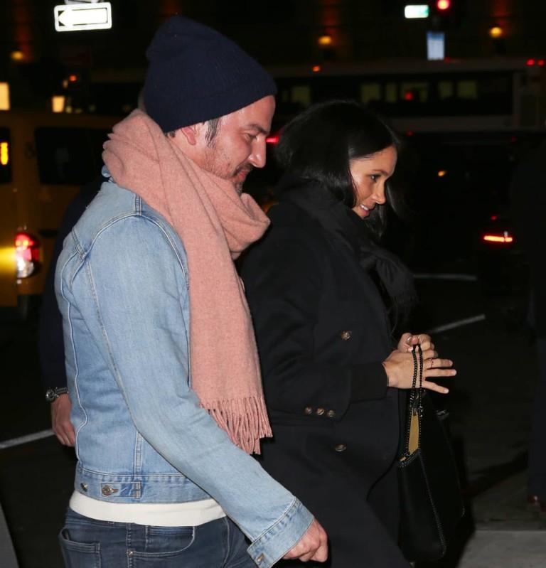 Меган и Маркъс в Ню Йорк
