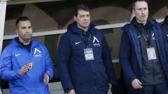 Петър Хубчев: Не съм доволен нито от резултата, нито от играта