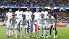 Дуо на Франция не тренира с останалия отбор