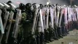 Арести в Белград след протест