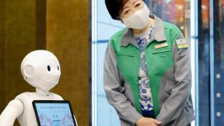 Дебют: Роботи заменят хора в помощ на пациенти с коронавирус в Токио